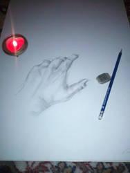 art in progress by JoyDimitrova