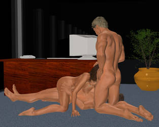 Robin and Mave 016 by Cosmics-3D-Angels