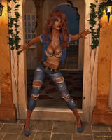 Casey Reed 351 by Cosmics-3D-Angels