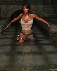 Lara 165 by Cosmics-3D-Angels