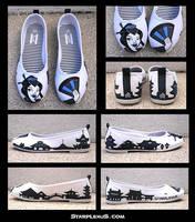 +custom shoes+ kyoto by starplexus