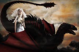 Daenerys by KorieLove