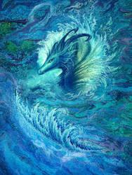 Sea Dragon by ArkaEdri