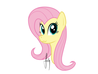 Flutter Portrait by Fragnostic