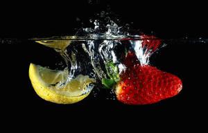 Lemon-Strawberry by Momasko