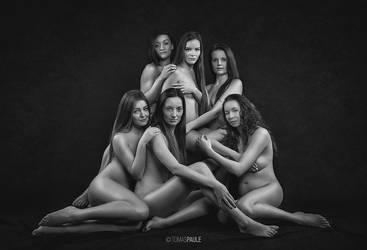 Girls by Momasko