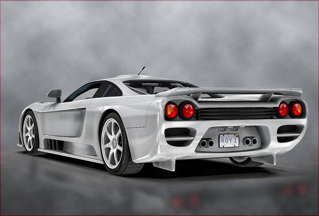Supercar 2 by Roy3D