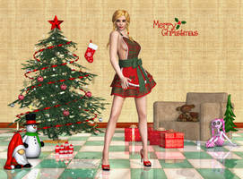 Would You Like Your Present Now? by Roy3D