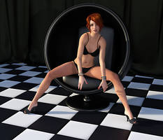 Iray Test 2 by Roy3D