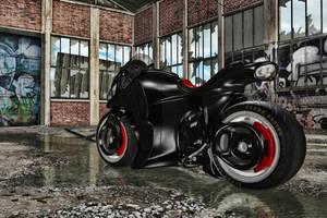 Black Mamba by Roy3D
