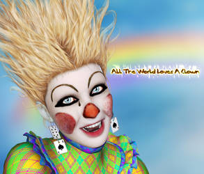 All The World Loves A Clown by Roy3D