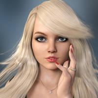 Just A Portrait by Roy3D