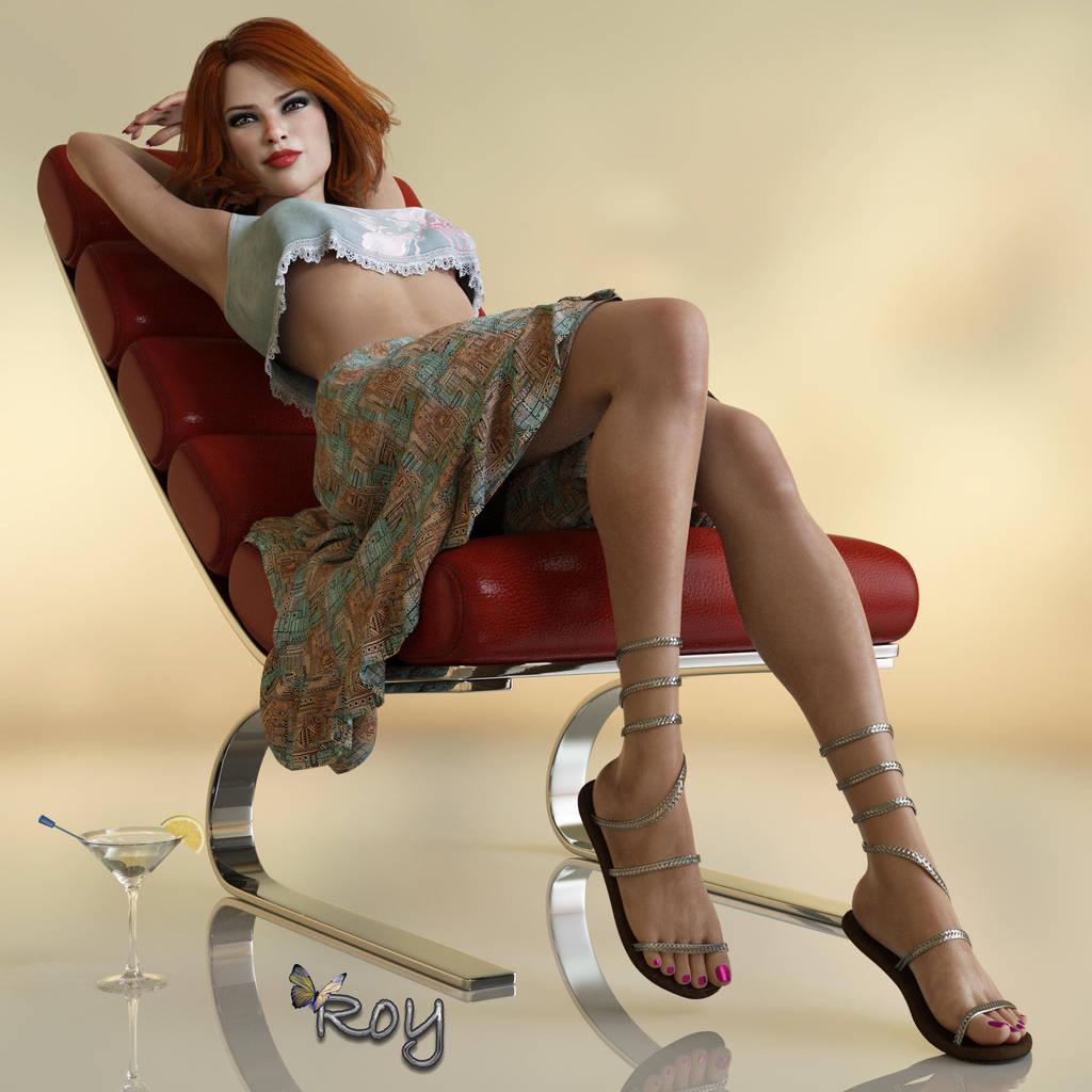 Relax! by Roy3D