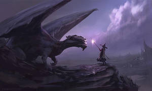 How to tame a dragon by ArvL
