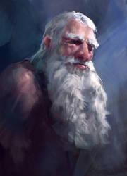 Random sketch - Dwarf by ArvL