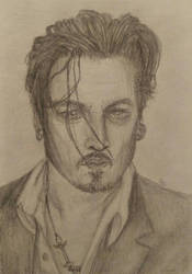 Johny Depp by TwoFaceBatman83