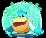 Pelipper uses roost! by Endyran