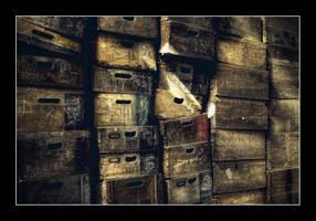 Woden boxes by kromo