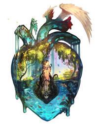 Anatomy of a Heart by Faesu