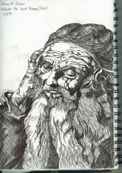 Old Man by puckatdeviantart