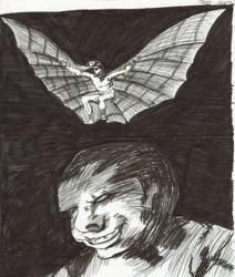 Goya Appropriation by puckatdeviantart
