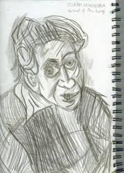 Old Lady by puckatdeviantart
