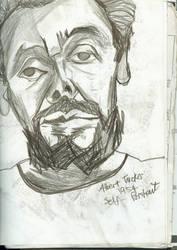Albert Tucker by puckatdeviantart