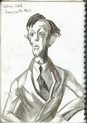 Drawing Dobell by puckatdeviantart