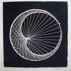 String Art by puckatdeviantart