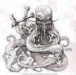 Cudoviste II sketch by andybrase