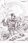 Dark Sun 1: Rough Sketch by andybrase
