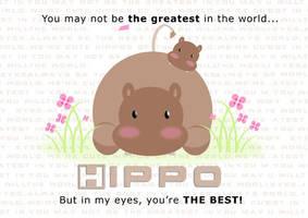 Hippo by J7MiGi