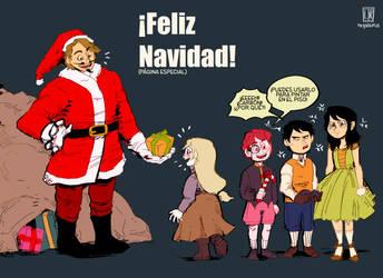 Navidad 2018 by Reysaurus