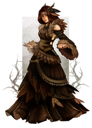 Hekate - Commission by clover-teapot