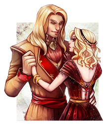 Waltz - Commission by clover-teapot