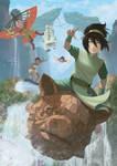 GoGo!Avatar by chenousang