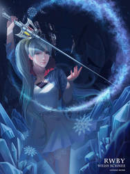 RWBY - Weiss Schnee by chenousang