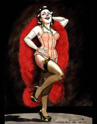 Miss Anne Thropy by nautilebleu
