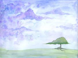 My Jane Austen Tree by widgetambolia