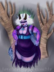 Banshee Costume by LoveHerDead