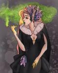 Black dress by LoveHerDead