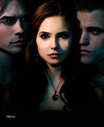 Vampire diaries 01 by Dhesia