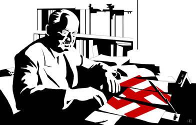 Heidegger y el nazismo by AbouKaiser
