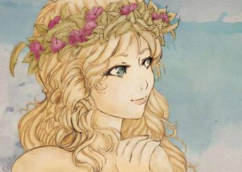 .: Princess in Waiting :. by Teekila
