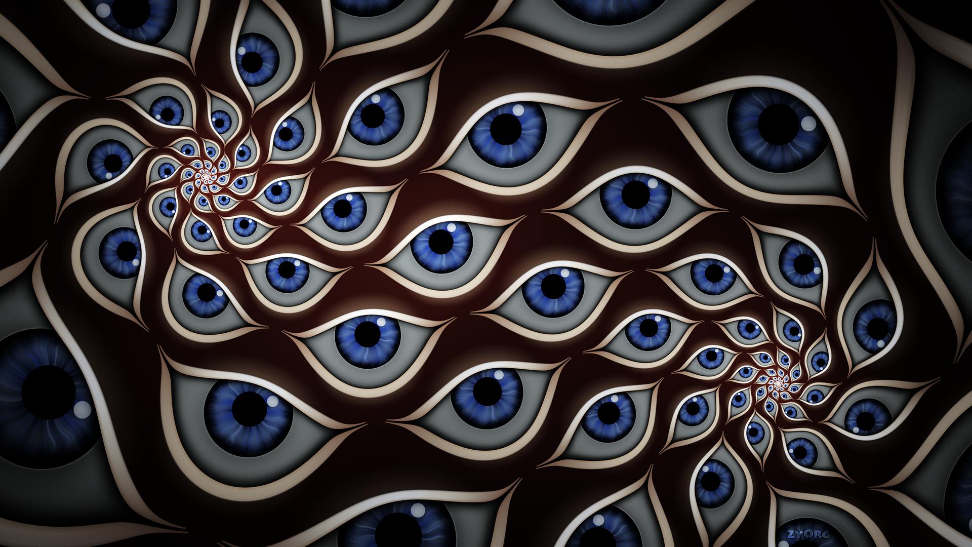 Third Eye by zy0rg