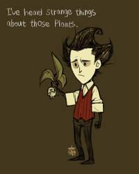 Mandrake thingy by wtf1011010