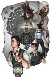 The Evil Within by Boburto