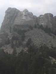 Mount Rushmore by XxEuropean-MessxX