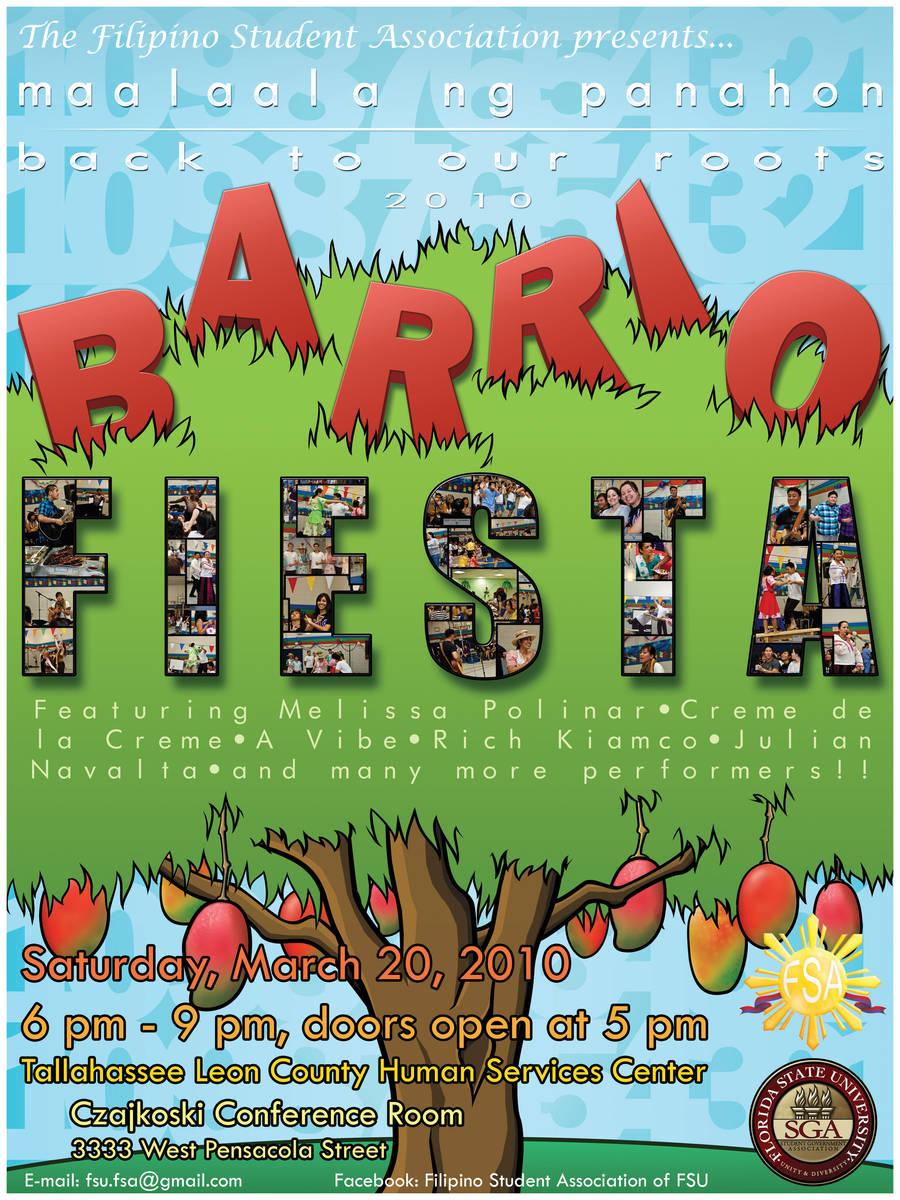 Barrio Fiesta 2010 by kev2137