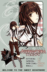 Arehandora's PIXEL ID by Arehandora